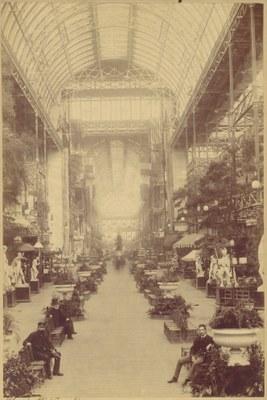 Crystal Palace 1854
