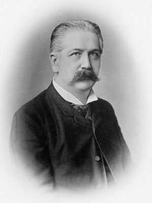 Adolf Kroener (1839-1911), schwarz-weiß Photographie, o. J. [um 1900]; Bildquelle: http://commons.wikimedia.org/wiki/File:Adolf_Kroener.jpg