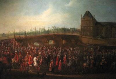 Sortie de l'ambassadeur de la Sublime Porte 1721 IMG