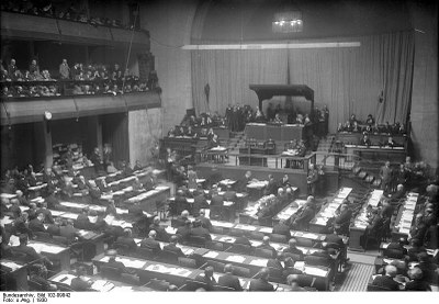 A Meeting of the League of Nations in 1926 IMG
