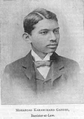 Mohandas Karamchand Gandhi (1869–1948) IMG