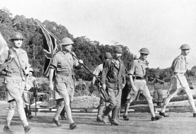 Schlacht um Singapur 1942