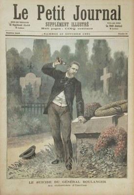 Le Suicide du Général Boulanger au cimetière d'Ixelles IMG