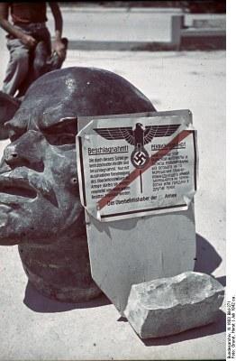 Deutscher Einmarsch auf der Krim, 1942