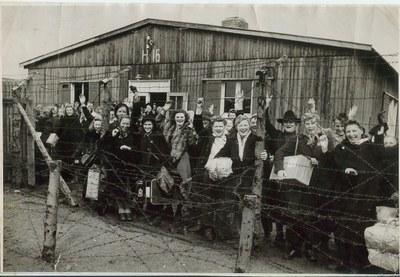 Befreiuung des Lagers Frøslev 1945 IMG