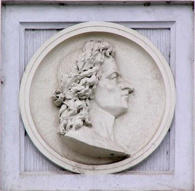 Portrait von Matthias Corvinus (1443–1490), Relief in der Štítného Straße, Olmütz, Tschechien, Photograph: Michal Maňas, 2006; Bildquelle: Wikimedia Commons, http://commons.wikimedia.org/wiki/File:Matthias_Corvinus_Stitneho_street_Olomouc.jpgCreative Commons Attribution ShareAlike 2.5 Generic
