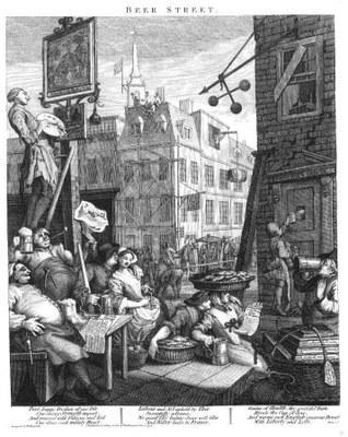 Beer Street 1751 IMG