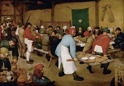 Die Bauernhochzeit 1566-1569 IMG