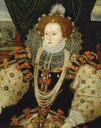 Elisabeth I. (1533–1603) National Portrait Gallery IMG