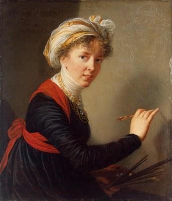 Élisabeth Vigée-Le Brun (1755‒1842)