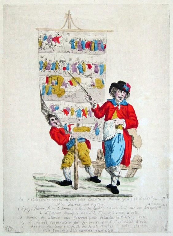 """""""Die kleine Gegenrevolution"""" 1791 IMG"""