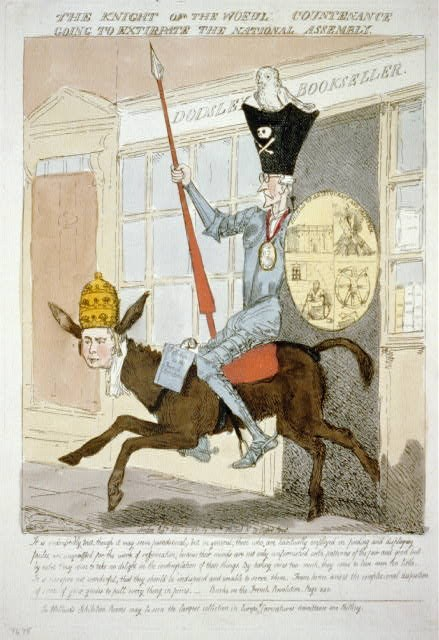 """The knight of the woeful countenance"" 1790 IMG"