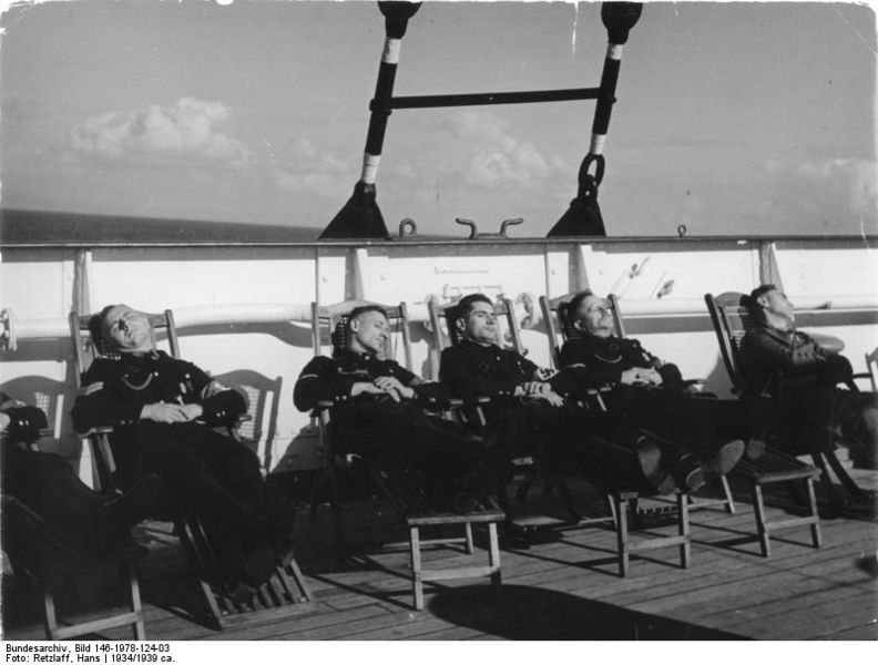 """Kraft durch Freude""-Kreuzfahrt, ca. 1934-1937 IMG"