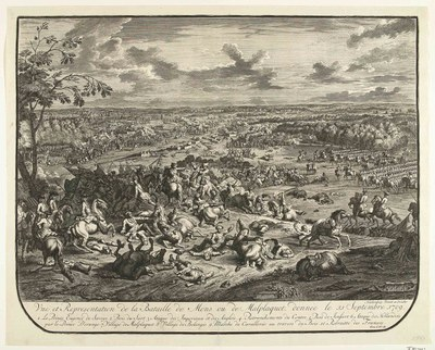 The Battle of Malplaquet, 1709 IMG