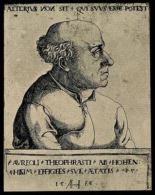 Paracelsus (ca. 1493–1541)
