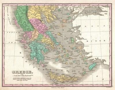 Griechenland und seine Regionen 1827 IMG