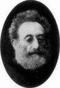 Portrait von Alexander Zederbaum (1816–1893), 1913, unbekannter Künstler; Bildquelle: Raisin, Jacob S.: The Haskalah Movement in Russia, Philadelphia, 1913, S. 175. Digitalisiert von: Project Gutenberg,  http://www.gutenberg.org/files/15921/15921-h/15921-h.htm.