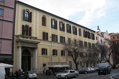 Instituto Pontificio Orientale Rom IMG