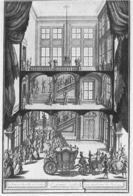 Englische Treppe im Dresdner Schloss IMG