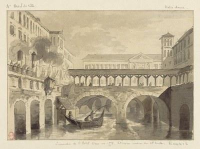 Der Brand im Hotel Dieu im Jahr 1772 IMG