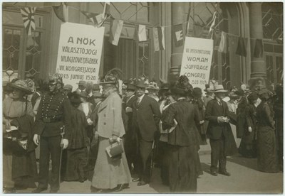 Seventh Conference of the International Woman Suffrage Alliance 1913 IMG