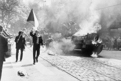 Soviet Invasion of Czechoslovakia 1968 IMG