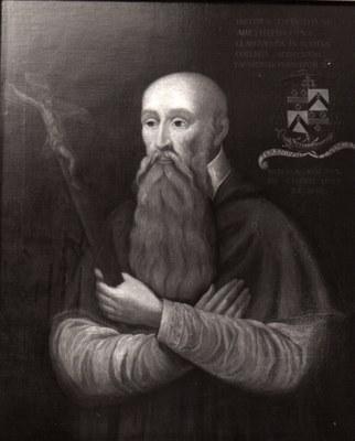 Portrait von James Beaton (1517–1603), Öl auf Leinwand, unbekannter Künstler; Bildquelle: © The Hunterian, University of Glasgow 2012.