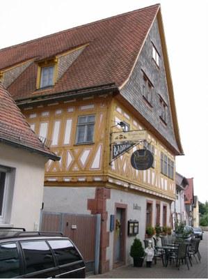 Mittelalterliches Badhaus IMG