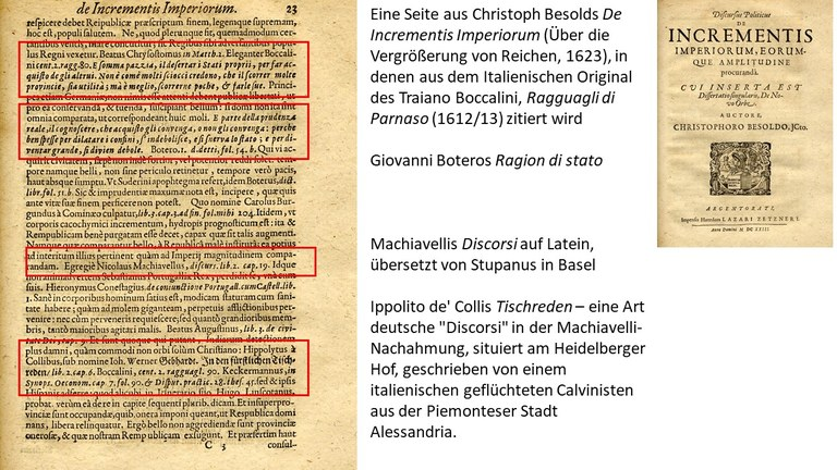 De Incrementis Imperiorum 1623 DE