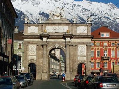 Triumphpforte, Innsbruck IMG