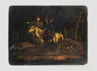 Zwei kalmückische Reiter IMG