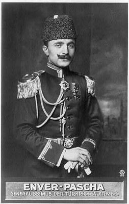 Enver Paşa (ca. 1881–1922) IMG