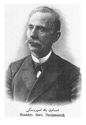 Ismail Gaspirali (Ismail Gasprinskij, 1851–1914) IMG