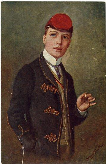 "Georg Mühlberg (1863–1925), ""Im ersten Semester"" IMG"