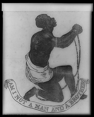 DIGITAL ID: (digital file from b&w film copy neg. of detail of man and banner) cph 3a44497, LCCN Permalink: http://lccn.loc.gov/2008661312  Library of Congress