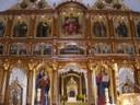 Ikonostase in der früheren griechischen Kirche in Trzciana IMG