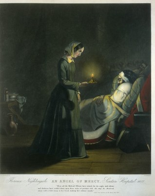 Florence Nightingale (1820–1910)