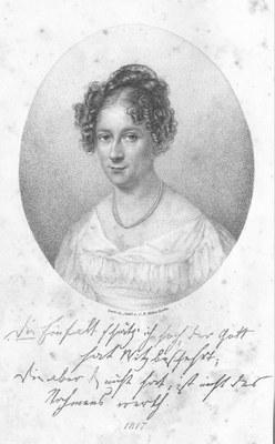 Rahel Levin-Varnhagen (1771–1833)