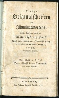 Einige Originalschriften des Illuminatenordens (1787) IMG