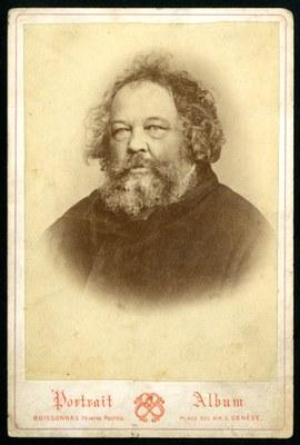 Michail Bakunin (1814–1876)