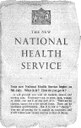 Ministry of Health and the Central Office Of Information: The New National Health Service leaflet, 1948. Source: National Health Service Western Isles Health Board via Wikimedia Commons https://commons.wikimedia.org/wiki/File:The_New_National_Health_Service_Leaflet_1948.pdf. Public domain.