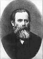 Portrait von Leon Pinsker (1821–1891), Schwarz-Weiß-Photographie, o. J. [vor 1891], unbekannter Photograph; Bildquelle: Wikimedia Commons; http://commons.wikimedia.org/wiki/File:Leon_Pinsker2.jpg, gemeinfrei.